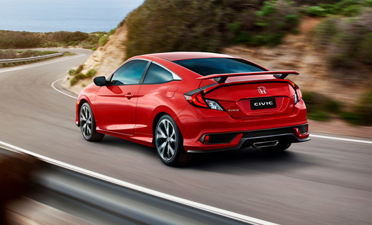 Honda Auto Civic Si